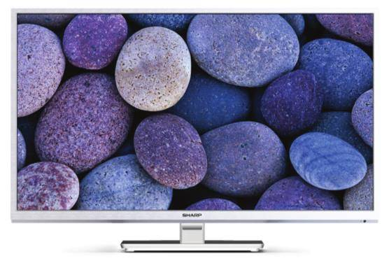 "Sharp Aquos LC-24CHF4012EW TV 55,9 cm (22"") Full HD Argento"