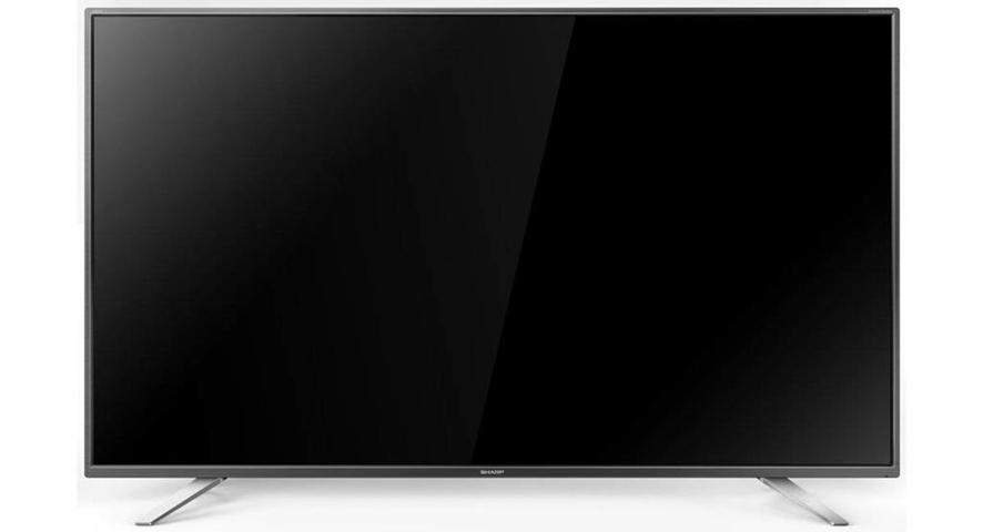 "Sharp Aquos LC-65CUG8062E LED TV 165,1 cm (65"") 4K Ultra HD Smart TV Wi-Fi Nero"