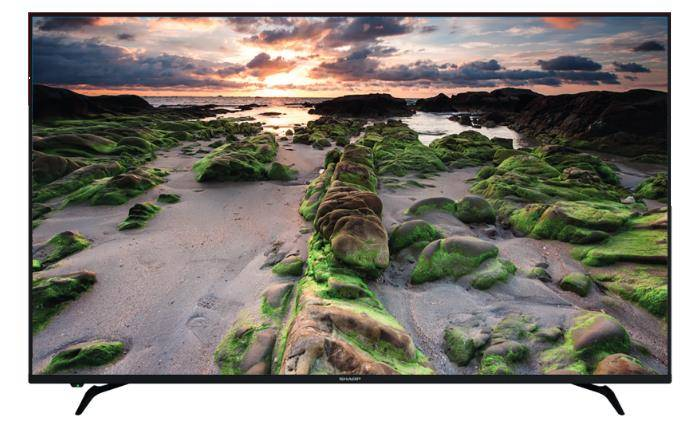 "Sharp Aquos LC-60UI9362E TV 152,4 cm (60"") 4K Ultra HD Smart TV Wi-Fi Nero"