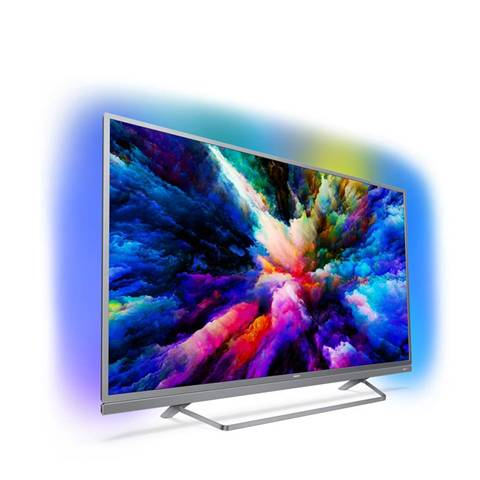 Philips Android TV LED UHD 4K ultra sottile 55PUS7503/12