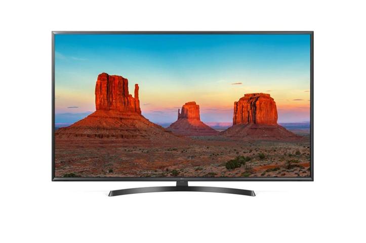 "LG 43UK6470 109,2 cm (43"") 4K Ultra HD Smart TV Wi-Fi Nero"