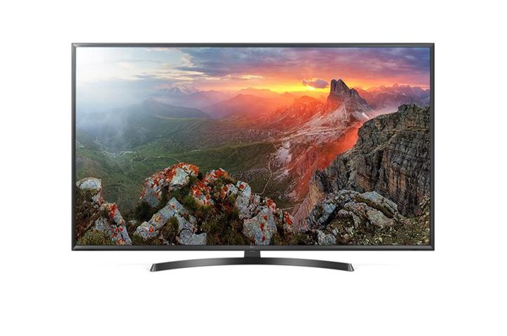 "LG 55UK6470 139,7 cm (55"") 4K Ultra HD Smart TV Wi-Fi Nero"
