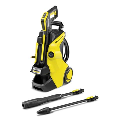 krcher k 5 power control idropulitrice verticale elettrico 500 l/h nero, giallo