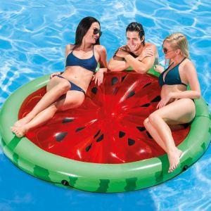 intex galleggiante per piscina watermelon island 56283eu