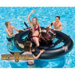 intex galleggiante per piscina inflatabull 56280eu