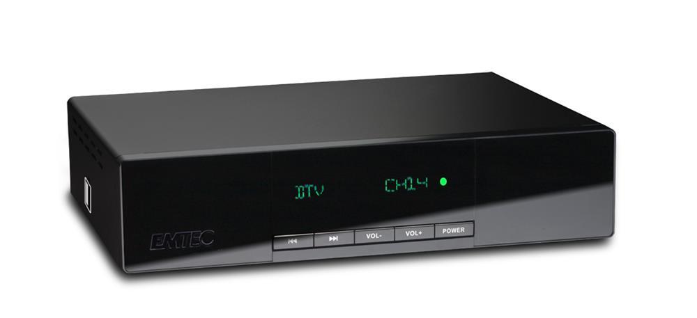 emtec smart tv box  movie cube n160h full hd nero