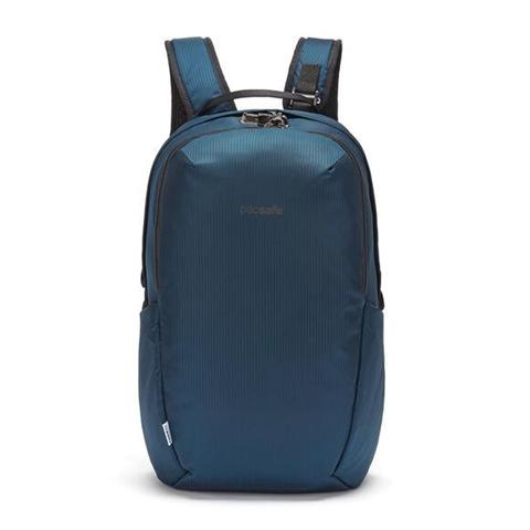 Pacsafe 40100641 zaino Nylon Nero/Blu
