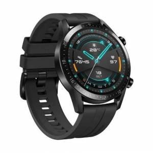 "Huawei Watch GT 2 AMOLED 3,53 cm (1.39"") 46 mm Acciaio inossidabile GPS (satellitare)"