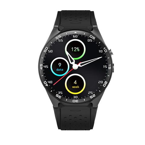 """Prixton Smartwatch Sistema Operativo Android Orologio intelligente LCD 19"""", Wifi Bluetooth, Compatibile con iOS ed Android, App integrata SW41"""