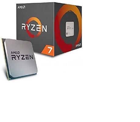 AMD Processore Amd Ryzen 7 1700 3Ghz