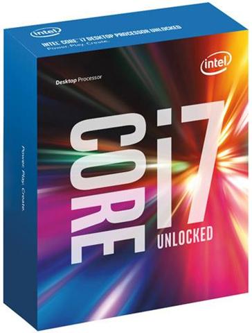 Intel Processore Intel Core i7-6800K 3.4GHz 15MB Cache intelligente Scatola