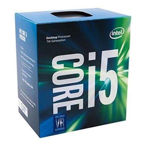 Intel Processore Intel Core i5-7500 3.4GHz 6MB Cache