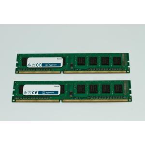 Hypertec HYUK31025684GBECCOE memoria 4 GB DDR3 1066 MHz Data Integrity Check (verifica integrità dati)
