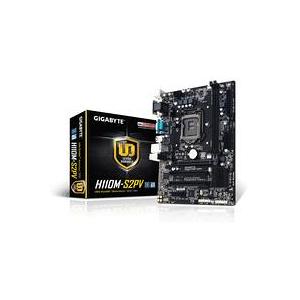 Intel Mb 1151 Intel H110 2Xddr4 4Xsata6Gb/S 4Xusb3 5Xusb2 Dvi-D D-Sub 1Xpcie1 1Xpcie16 2Xpci Matx