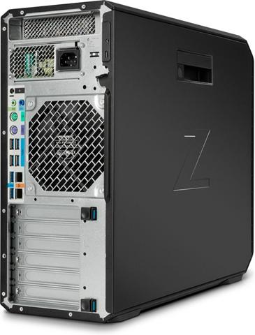 HP Z4 G4 Intel Xeon W-2135 16 GB DDR4-SDRAM 1512 GB HDD+SSD Mini Tower Nero Stazione di lavoro Windows 10 Pro for Workstations