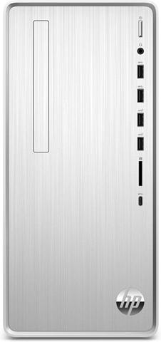 HP Pavilion TP01-0045nl AMD Ryzen 5 3400G 8 GB DDR4-SDRAM 256 GB SSD Mini Tower Argento PC Windows 10 Home