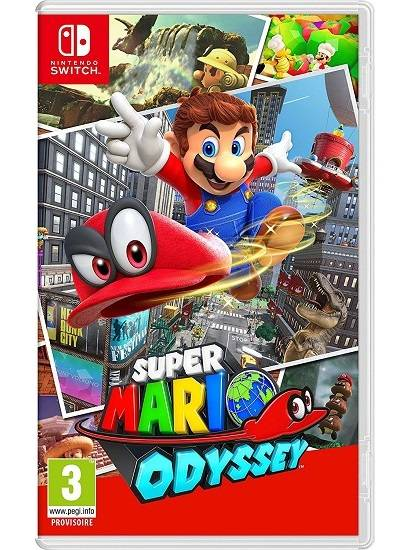 Nintendo Super Mario Odyssey - Switch [French Edition]
