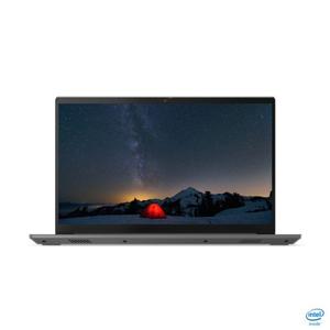 """Lenovo ThinkBook 15 DDR4-SDRAM Computer portatile 39,6 cm (15.6"""") 1920 x 1080 Pixel Intel Core i5 di undicesima generazione 8 GB 512 GB SSD Wi-Fi 6 (802.11ax) Windows 10 Pro Grigio"""