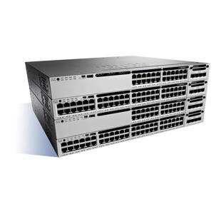 Cisco Systems Catalyst WS-C3850-16XS-S switch di rete Gestito Nero, Grigio