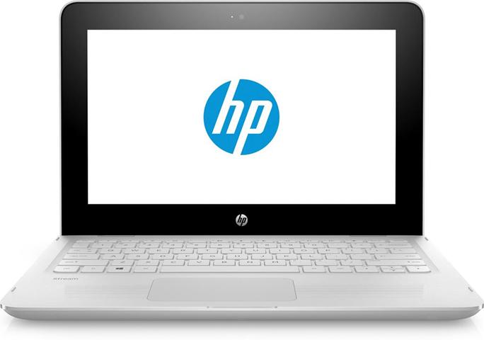"HP Stream x360 11-aa001ns Nero, Bianco Ibrido (2 in 1) 29,5 cm (11.6"") 1366 x 768 Pixel Touch screen 1,6 GHz Intel® Celeron® N3060"
