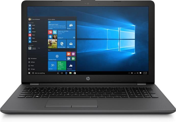 "HP 255 G6 Nero Computer portatile 39,6 cm (15.6"") 1920 x 1080 Pixel 7th Generation AMD A6-Series APUs A6-9225 8 GB DDR4-SDRAM 256 GB SSD Windows 10 Pro"