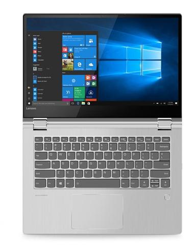 """Lenovo Yoga 530 Grigio Ibrido (2 in 1) 35,6 cm (14"""") 1366 x 768 Pixel Touch screen 2,3 GHz Intel® Core™ i3 di settima generazione i3-7020U"""