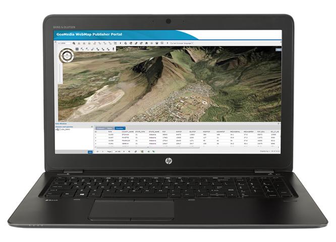 HP ZBook 15u G3 Mobile Workstation