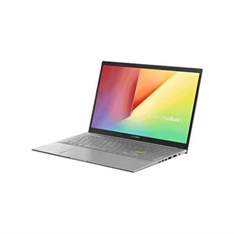 """Asus VivoBook 15 K513EA-BQ753T DDR4-SDRAM Computer portatile 39,6 cm (15.6"""") 1920 x 1080 Pixel Intel Core i5 di undicesima generazione 4 GB 256 GB SSD Wi-Fi 5 (802.11ac) Windows 10 Home Argento"""
