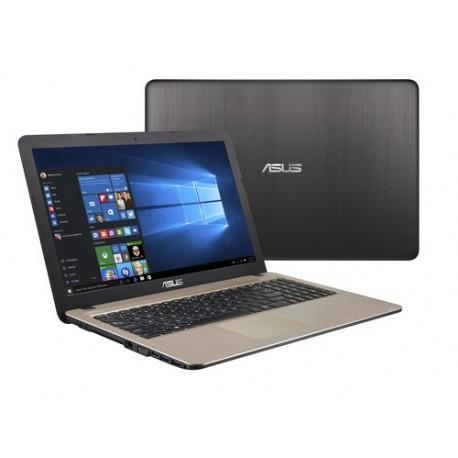 """Asus VivoBook 15 X540NA-GQ017 Nero Computer portatile 39,6 cm (15.6"""") 2,3 GHz Intel® Celeron® 3550M. Sistema operativo non incluso"""