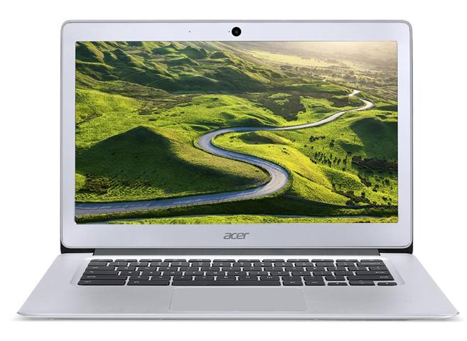 "Acer Chromebook 14 CB3-431-C6H3 Argento 35,6 cm (14"") 1920 x 1080 Pixel Intel® Celeron® N3160 4 GB LPDDR3-SDRAM 32 GB eMMC"