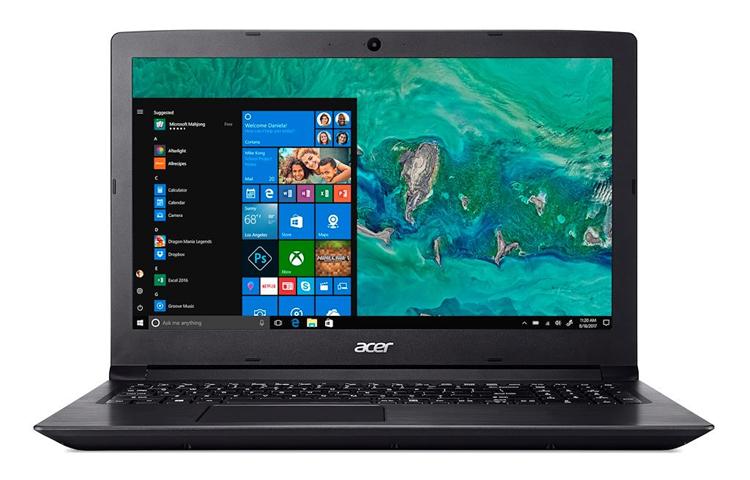 "Acer Aspire 3 A315-41-R5EK Nero Computer portatile 39,6 cm (15.6"") 1366 x 768 Pixel 2 GHz AMD Ryzen 5 2500U"