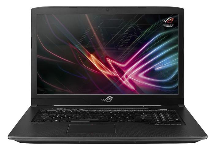 """Asus ROG Strix GL703GE-EE202T Nero Netbook 43,9 cm (17.3"""") 1920 x 1080 Pixel 2,20 GHz Intel® Core™ i7 di ottava generazione i7-8750H"""