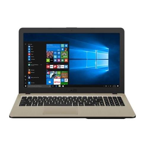 "Asus VivoBook 15 X540UA-GQ1223T Nero, Cioccolato Computer portatile 39,6 cm (15.6"") Intel® Pentium® 4405U 4 GB DDR4-SDRAM 256 GB SSD"