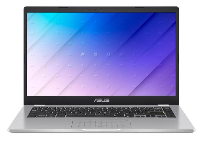 "Asus E410MA-BV037TS notebook/portatile DDR4-SDRAM Computer portatile 35,6 cm (14"") 1366 x 768 Pixel Intel Celeron N 4 GB 64 GB eMMC Wi-Fi 5 (802.11ac) Windows 10 Home S Bianco"