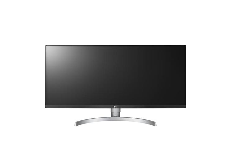 "LG 34WK650-W LED display 86,4 cm (34"") QXGA Nero, Bianco"