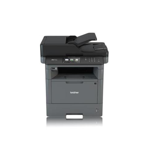 brother stampante multifunzione laser  mfc-l5750dw b/n wireless formato m