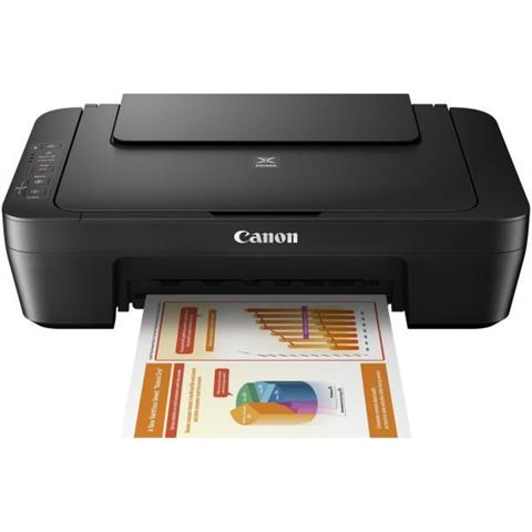 Canon Multifunzione Inkjet Canon Pixma MG2550S