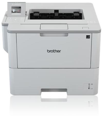Brother Stampante Laser Hl-L6400Dw Formato Max A4 52 Ppm 1.200 Dpi C
