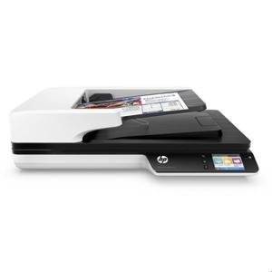 HP Scanjet Pro 4500 fn1 Piano e con alimentatore automatico di documenti 1200 x 1200DPI A4 Grigio