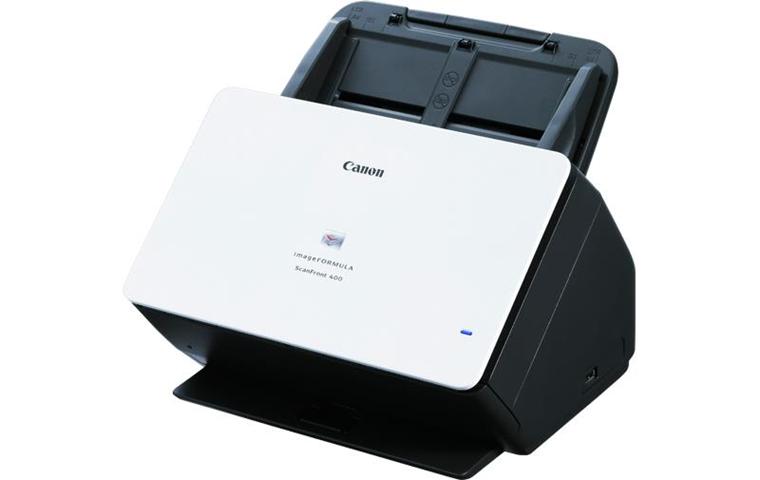 Canon imageFORMULA ScanFront 400 600 x 600 DPI Scanner ADF Nero, Bianco A4
