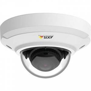 Axis M3045-V IP security camera Indoor Dome White - security cameras (IP security camera, Indoor, CHI (SIMPL), German, English, Spanish, French, Italian, JPN, KOR, Portuguese, RUS, Dome, White, C...