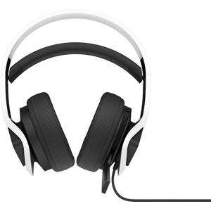 HP 6MF36AA cuffia e auricolare Padiglione auricolare Bianco