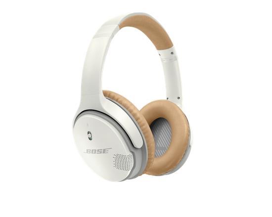 Bose SoundLink Cuffia Padiglione auricolare Beige, Bianco