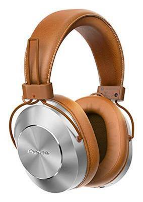 Pioneer SE-MS7BT-T Cuffie Wireless, Champagne