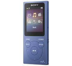 Sony Lettore Mp4 Sony Nw-E394 Radio /Mp4 8Gb Display 1.77