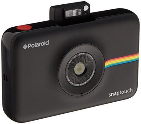Polaroid Fotocamera Digitale Snap Touch a Stampa Istantanea con Schermo LCD e Tecnologia di Stampa Zink Zero Ink