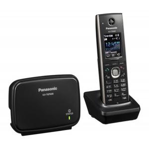 Panasonic KX-TGP600 telefono IP Nero Cornetta wireless LCD