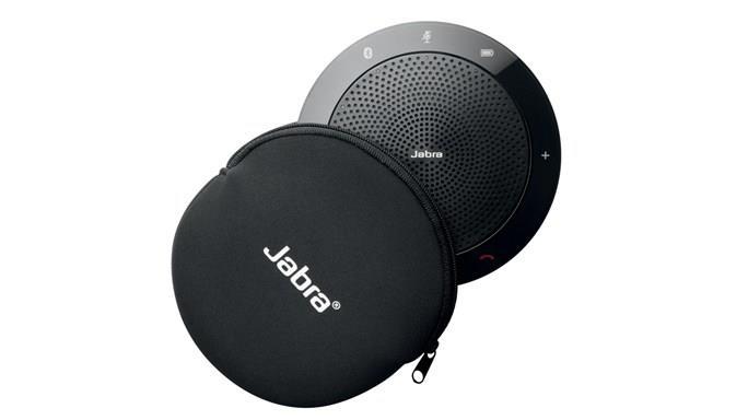 Jabra SPEAK 510+ vivavoce Universale Nero USB/Bluetooth