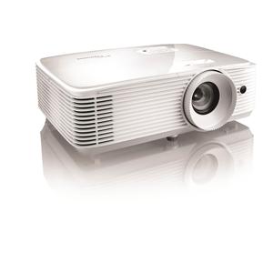 Optoma EH334 videoproiettore 3600 ANSI lumen DLP 1080p (1920x1080) Compatibilità 3D Proiettore desktop Bianco