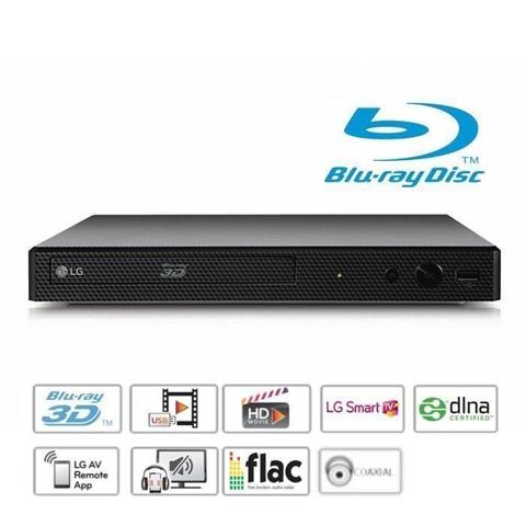 LG BP450 Lettore Blu-ray DVD Full HD USB Smart TV